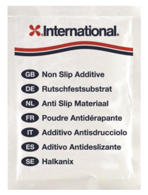 Protiskluzový prášek International Non-Slip Additive