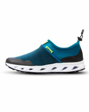 Boty do vody Jobe Discover Slip-on Teal