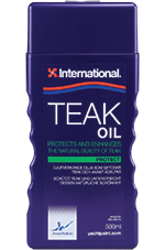 International Teak Oil, objem 500 ml
