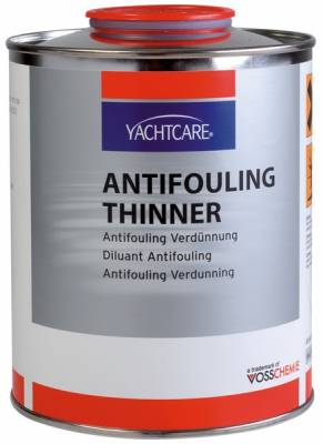 Ředidlo Yachtcare Antifouling Thinner, 750 ml